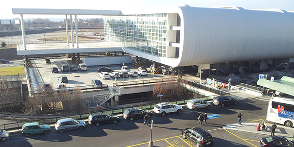 Malpensa airport parking